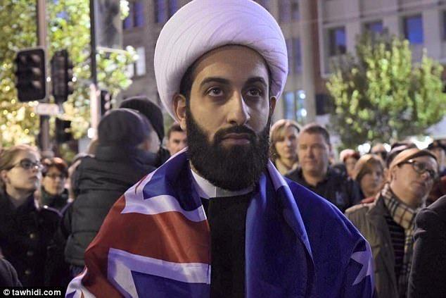 Ψησταριά-Ταβέρνα.Τσαγκάρικο.: Ιμάμης στην Σαουδική Αραβία: «Δεν είναι αμαρτία να...