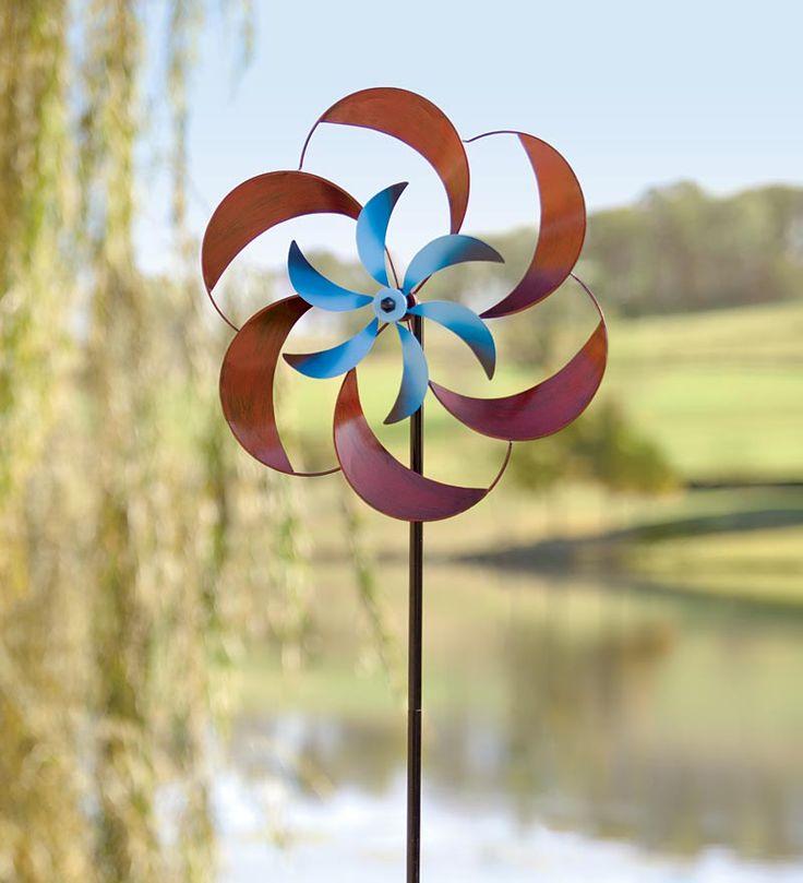 309 best Wind Spinners & Whirligigs images on Pinterest | Pinwheels ...