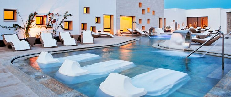 Grand Palladium Palace Ibiza Resort & Spa - Can't wait to spend a day being pampered with my girls