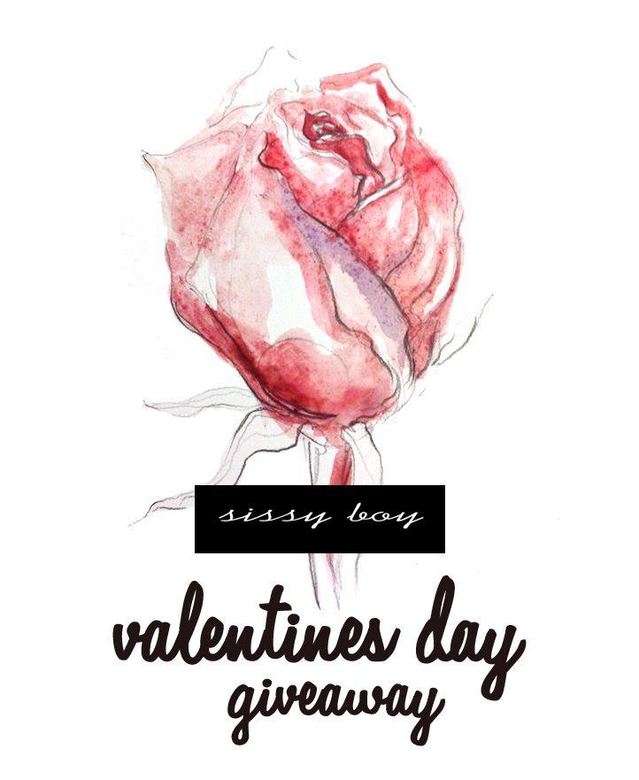 Sissyboy Valentine GIVEAWAY