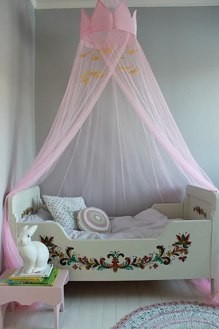 Sweet bed!