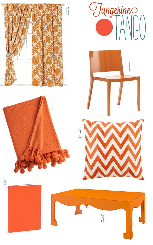 88 best COLOR: Tangerine TANGO images on Pinterest | Beautiful ...