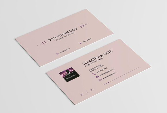 Business Card by TimphanCo on @creativemarket