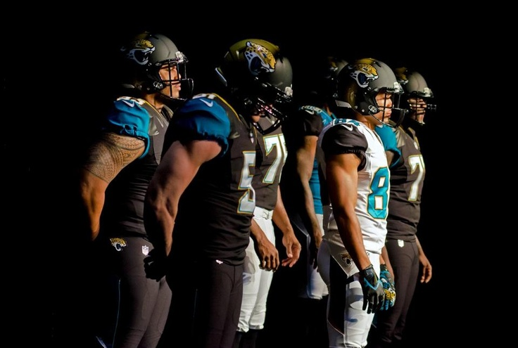 Jaguars Uniform Unveiling Event at EverBank Field