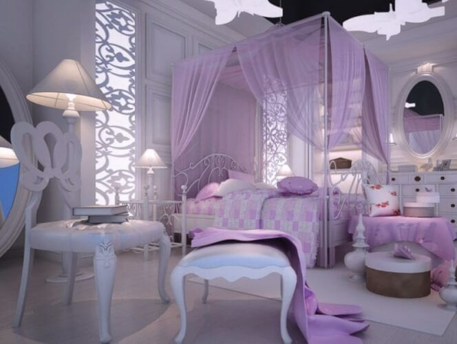 Bedroom Ideas How to Decorate Your Bedroom With Purple