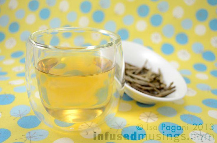 David's Tea Organic Bai Hao Yin Zhen Review