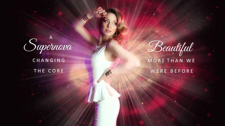 Janet - Жанет - Supernova - Eurovision Belarus 2015 (Lyric video)