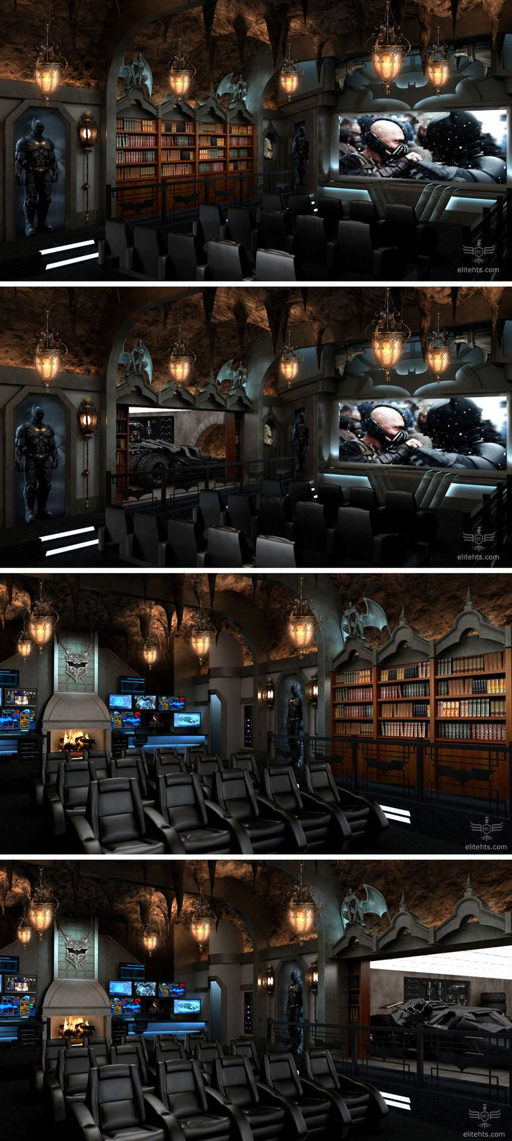 10 best Dedicated Home Theater Rooms images on Pinterest | Best ...