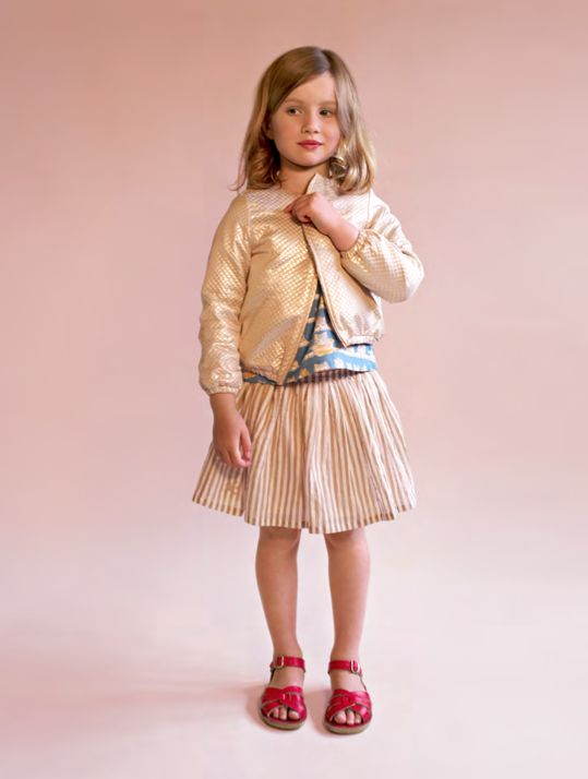 No Added Sugar summer 2014 kids fashion trends preview