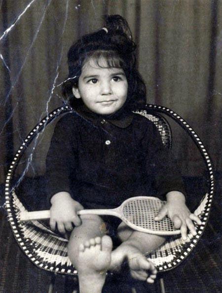 ACTOR AKSHAY KUMAR -CHILD