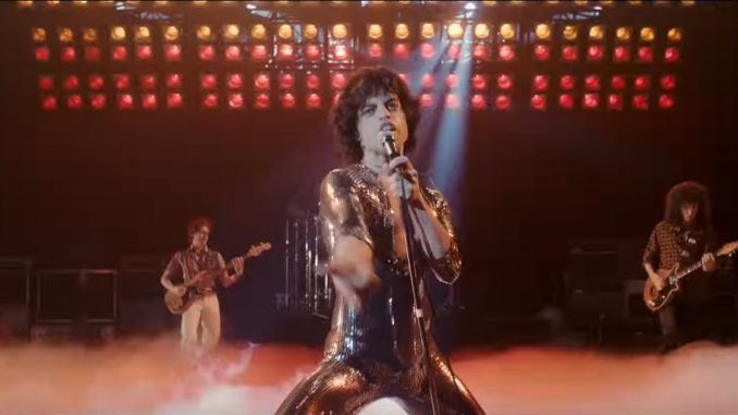 The New Queen Movie BOHEMIAN RHAPSODY Official Trailer Is