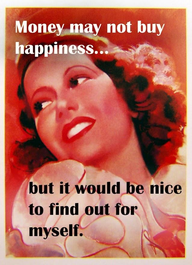 Humor, retro, funny card, vintage @P. Guhin