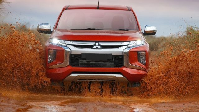 Redesigned 2020 Mitsubishi L200 Won T Get Too Many Upgrades New