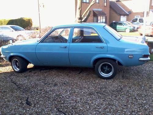 Old Vauxhall Cars 1800 | Vauxhall Viva 1800 HC SOLD (1972) on Car And Classic UK [C366355]