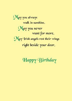 birthday wishes celtic - Bing Images