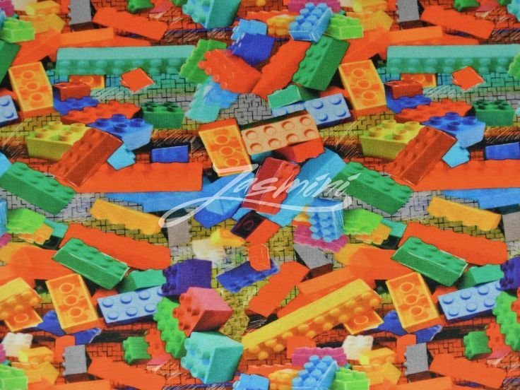 Elastický úplet stavebnice lego (digitisk) . Elastický jednolícní úplet vhodný pro výrobu čepic, triček, kalhot, pyžámek, šatů, atp. Složení 95% bavlna , 5% elastan Šířka 150 cm Gramáž cca 200 g/m2 ATEST Öko-tex Standard 100
