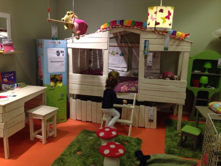 lit cabane alin a kids decoration pinterest. Black Bedroom Furniture Sets. Home Design Ideas