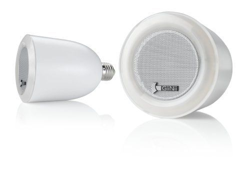 Giinii Audiobulb Wireless/Expandable LED Light Bulb