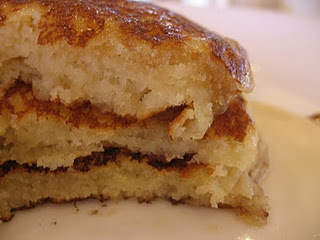 IHOP pancake copycat recipe.  Made these -- they're really good.  Added vanilla when we made them.