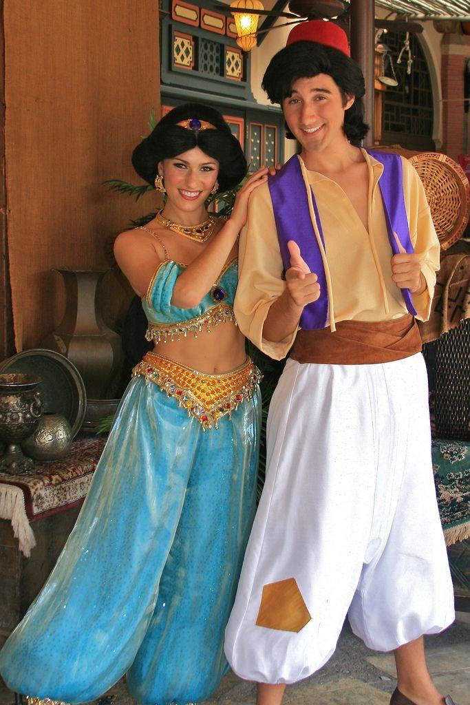 Aladdin at Disney Character Central