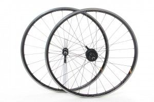 2014 HED Belgium C2 G3 Powertap Wheel Set