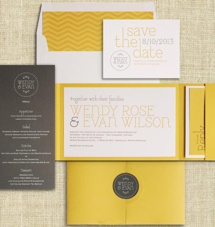 Wedding Invitation Designers - Luscious Verde | Oh So Beautiful Paper