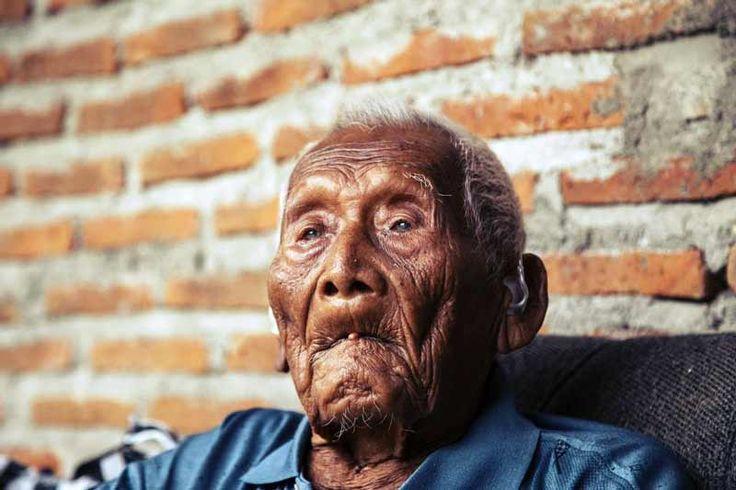 Этот человек, возможно, самый старый человек на Земле!
