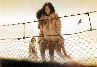 Rabbit proof fence movie. Could use in RE lesson social justice...moral decision making...