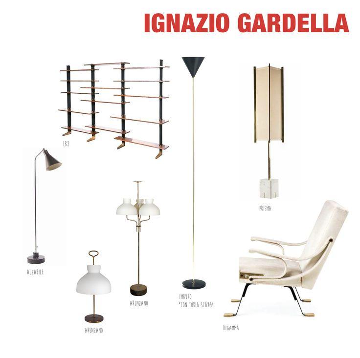 Ignazio Gardella- #designitaliano #italiandesign