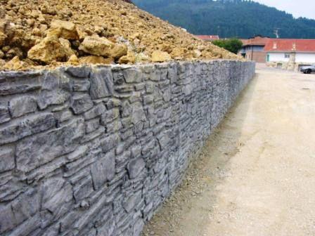 17 mejores im genes sobre muros e paredes de pedras en - Fachada hormigon in situ ...