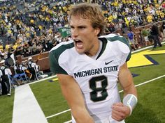 Cousins shares how Mark Dantonio changed Michigan State football