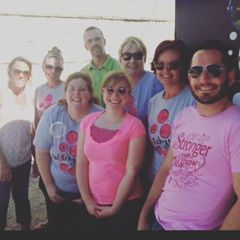 Our Grand Dental - Sycamore team at Ladies Night Out in Sycamore!