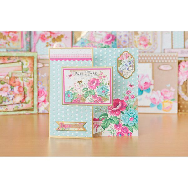 Hunkydory Florabunda Ultimate Bundle - Includes Matt-Tastic Adorable Scorable Collection, Paper Pad, Inserts and Little Book No Colour