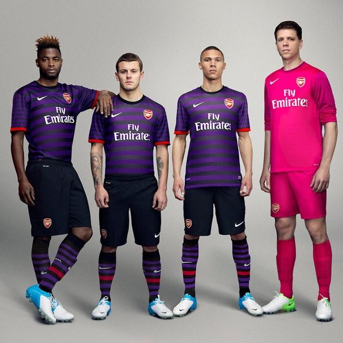 Arsenal FC kits 2012/13 www.sportarena.gr/en-us/eur/arsenal/arsenal?utm_source=pinterest.com_medium=referral_content=SaleArsenalAway_campaign=Pinterest