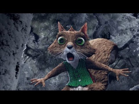 Top 10  Fantastic Christmas Fairy Tale Commercials 2016 For Kids - YouTube
