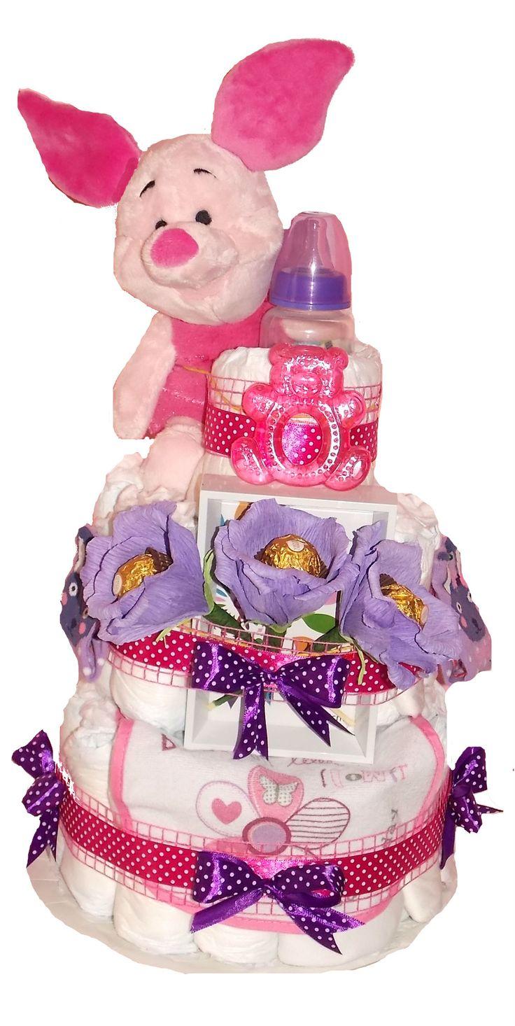 Tort Piggy www.venellagift.ro
