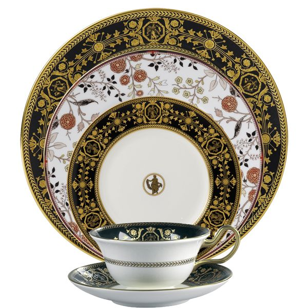Our Exclusive Mix-Matched Dinnerware Collections