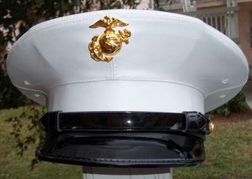 US Marine Corps USMC enlisted dress blue white by LGGMilitaria