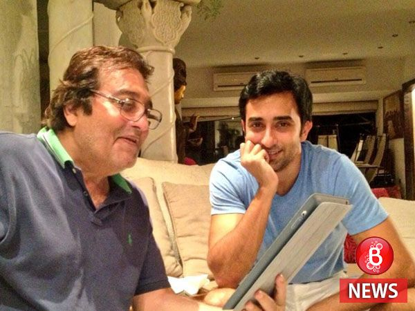 Rahul Khanna reminisces a fond moment with late father Vinod Khanna
