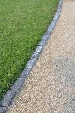 Eastern Shore, MD   Traditional   Landscape   Other Metro   McHale  Landscape Design, Inc. We Need This For Our Driveway Edging!