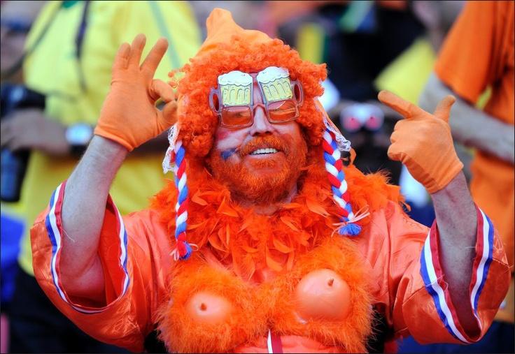 Kommt ihr heute nach Holland zum feiern?