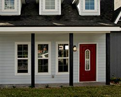 Front Door Paint | Passionate | by Tiny House Nation