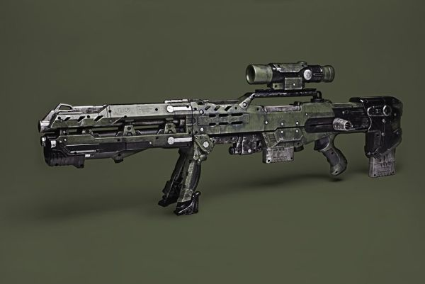 11 Nerf Longshot CS 6 WWII Mod by meandmunch Fifteen Custom Built Recycled Nerf Guns