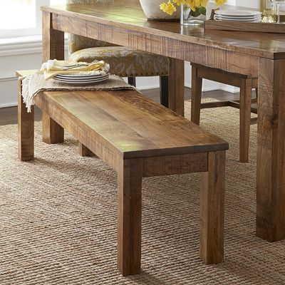 Parsons Dining Bench   Java