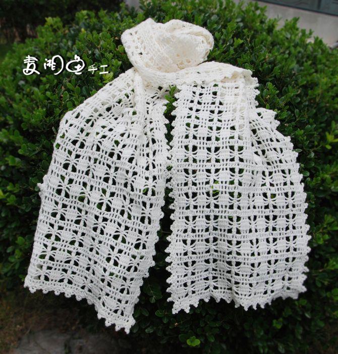 Más de 1000 imágenes sobre Crochet Scarfs, neckwarmer, etc, en ...