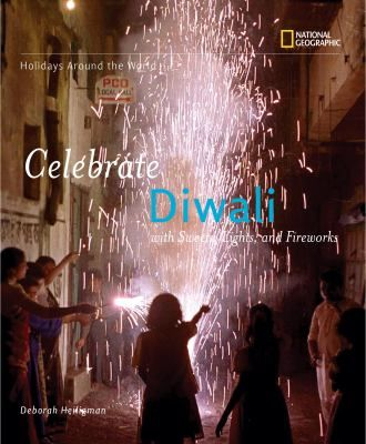 Beautiful, dynamic photographs and brief, lively text introduce readers to the joyous holiday of Diwali, evoking the celebrations of Hindus, Sikhs and Jains around the world.