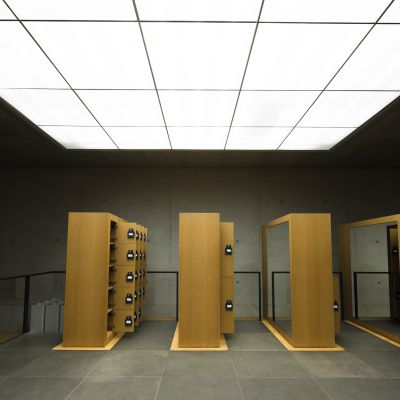 -Neues Museum Nürnberg - Eingangshalle [1604]-
