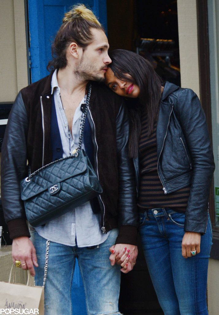 Zoe Saldana and Marco Perego are so cute together, it actually hurts. They show lots of sweet PDA on the red carpet and on the street, and they seem like the best parents to twin sons Cy and Bowie. We've rounded up the cutest photos of Zoe and Marco in the hopes that it'll inspire some major relationship goals — see them all here!