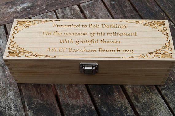 Botella de vino personalizado caja, caja de champagne, botella, caja de vino para boda de madera caja del vino, caja de presentación, champagne personalizado