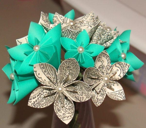 origami-facile-fleur-un-jeu-amusant-bouquet-faire-fleurs